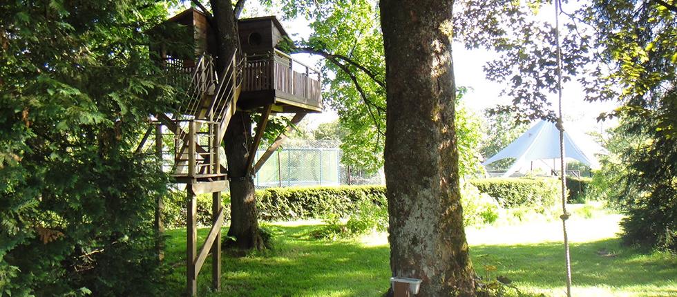 Ervaar de natuur op zijn best in de parktuin van Les Ondes